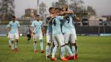 Битката за Първа лига: Дунав - Царско село, 2:1 (Развой на срещата по минути)