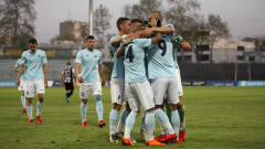 Дунав (Русе) - Локомотив (Пловдив) 1:0, гол на Станоев от дузпа!