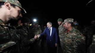 Премиерът на Армения изключи дипломатическо решение на конфликта в Карабах