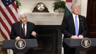Абас към Тръмп: Ако извадите Йерусалим от масата за преговори, САЩ повече нямат място на нея