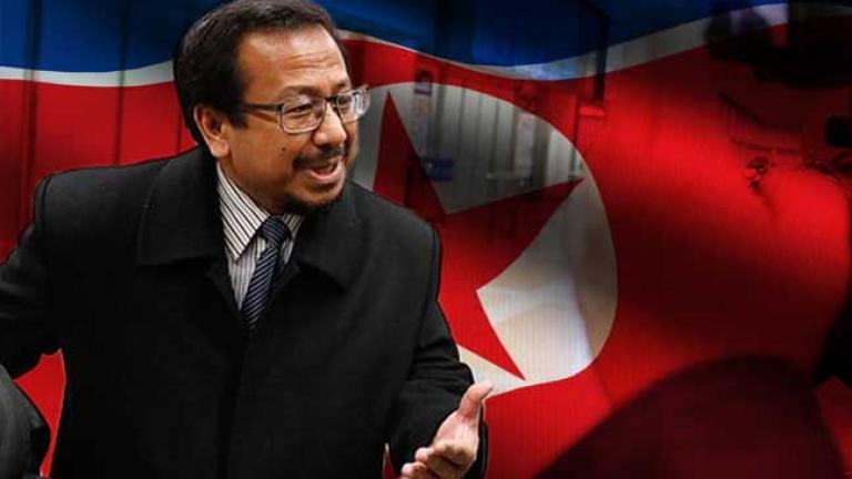 Северна Корея отвръща на удара - гони посланика на Малайзия