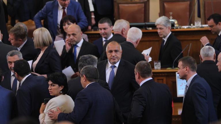 ¼ от българите искат ново правителство