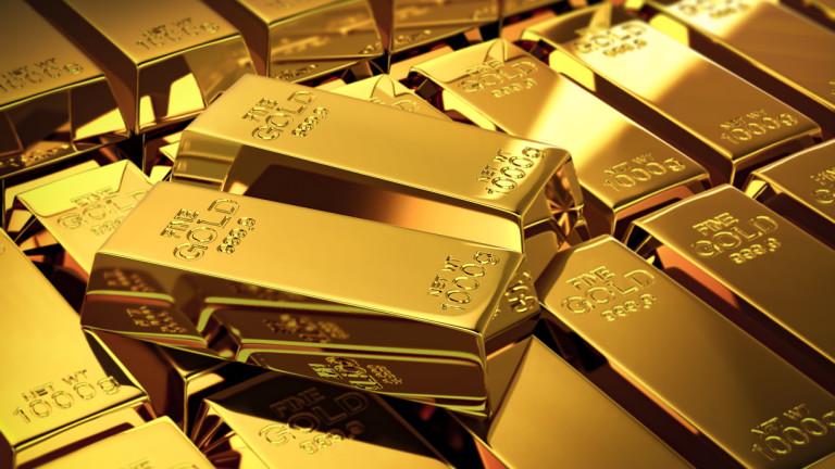 Кои държави са лидерите по обем на златните резерви?