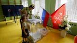 Силно представяне на опозицията на изборите в Москва