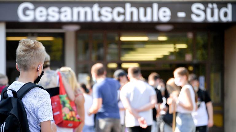 Германия регистрира най-голямото увеличение на новите случаи на коронавирус от