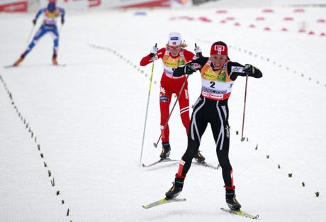 4abea6677a2 Полякиня спечели преследването на световното по ски-бягане - Topsport.bg