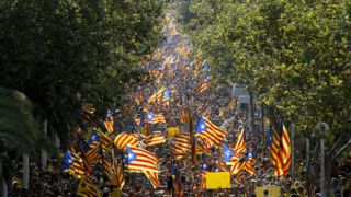 Независимостта на Каталуня няма перспективи