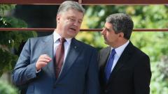 Никога няма да признаем окупацията на Крим от Русия, убеден Плевнелиев