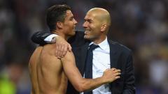 Зизу: Кристиано е номер едно в Реал за всички времена