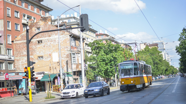 Променят част от спирките на градския транспорт в София
