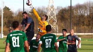 Владо Стоянов се завърна в игра при загуба на Лудогорец II от Хебър