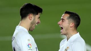 """Реал (Мадрид) е временно на върха в Ла Лига, Селта не се оказа проблем за """"кралете"""""""