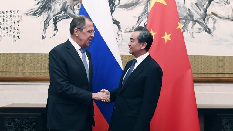 Министърът на външните работи на Русия Сергей Лавров обяви, че