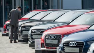 Audi извади нов бензинов двигател - 190 к.с., харчи под 5 на сто