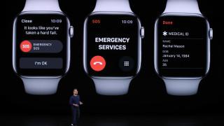 Как смарт часовник спасява човешки животи