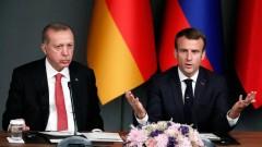 Франция отзова посланика си в Турция след скандал