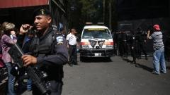 22 момичета загинаха при пожар в детски приют в Гватемала