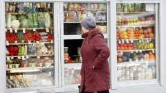 Русия не успя да замести вноса на основни продукти със собствено производство