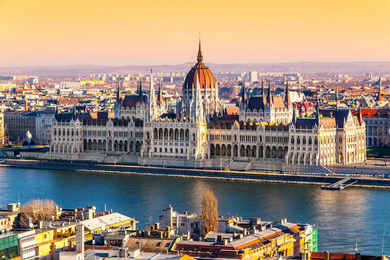 Парламентът в Будапеща