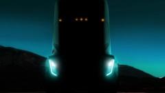 Tesla представя електрическия си камион през октомври