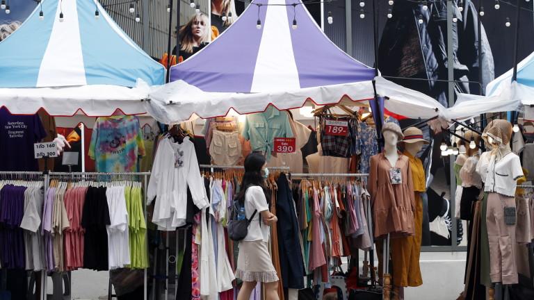 Икономиката на Тайланд отчете най-голямото си забавяне от Азиатската финансова