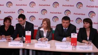 ПроКредит Банк с 58 клона у нас до края на 2006 г.