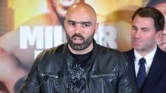 Богдан Дину: Време е за реванш с Кубрат Пулев, искам да съм по-добрият