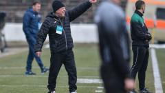 Тарханов: Играта беше много нервна