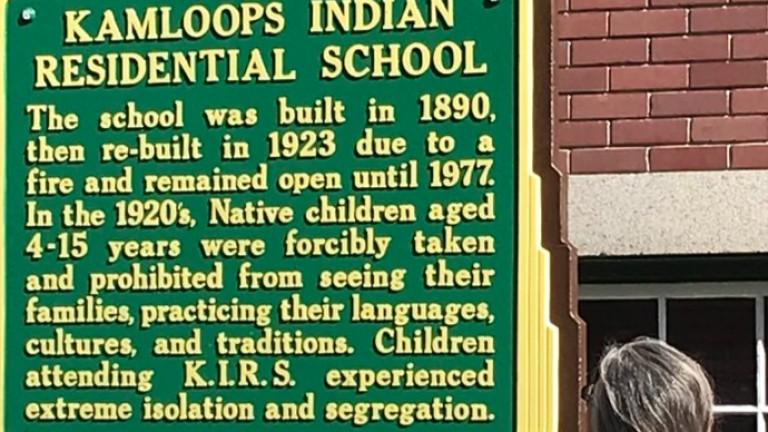 В Канада откриха тела на 215 деца в масов гроб в училище за индианци от 1890 г.
