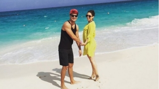 Мика Стоичкова и любимият й си подариха ваканция на Бахамите