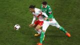 Северна Ирландия - Швейцария , 0:1