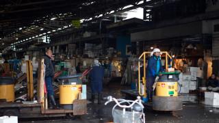 Производството на машини в Япония не е било толкова слабо от 8 месеца