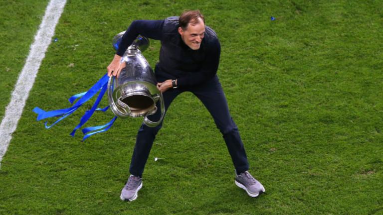 Томас Тухел остава в Челси поне до 2024 година