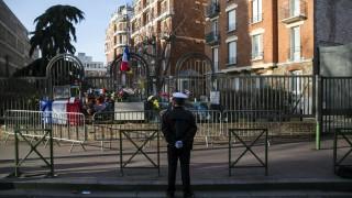 Във Франция са разкрити 20 атентата през 2017 г.