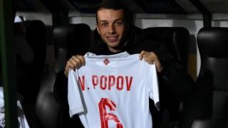 В Черно море се гордеят с Виктор Попов и Исмаил Иса