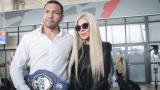 Андреа отново подкрепи Кубрат Пулев