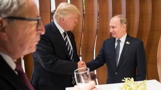 Кремъл обяви: Крим не е в дневния ред на срещата Путин-Тръмп