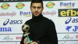 Станислав Костов: Чест е, че играх в ЦСКА, но Левски е отборът на моето сърце