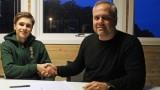 Български талант пробива в Норвегия