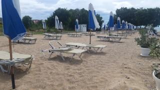 На 13 плажа няма да плащаме за чадър и шезлонг