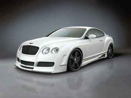 Premier 4509 с нов тунинг пакет за Bentley GT