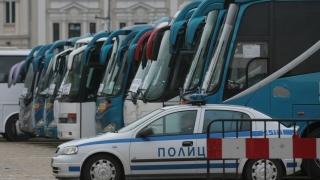 99% от автобусните фирми се включили в протеста