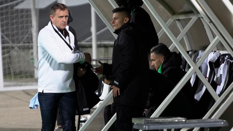 Бруно Акрапович: Сами си вкарахме двата гола