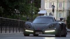 В Русе представиха първата серийна BG супер кола (видео)