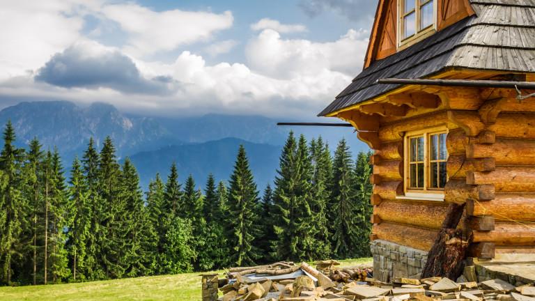 Какво печелим, ако живеем в дървена къща