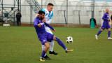 Крум Стоянов: Чакаме мача вкъщи, дано успеем да отбележим 2-3 гола и да обърнем резултата