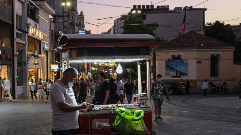 """В Истанбул е задържан ислямист, планирал """"сензационна"""" атака в града"""