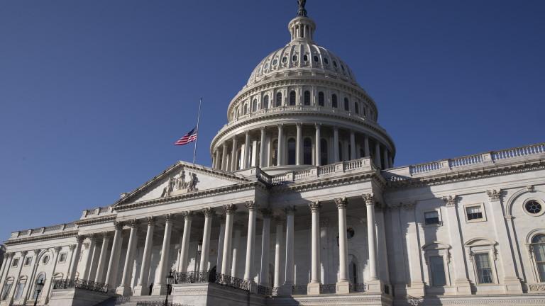 US Сенатът блокира законопроекта против шътдаун на правителството