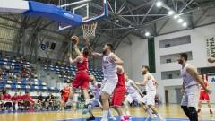 Баскетболистите загряха с победа в контрола над Австрия