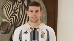 Бивш футболист на Ливърпул стана съотборник на Горанов в Шарльороа